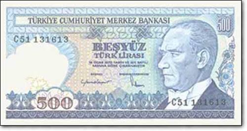Eski Türk Lirası Resimleri Foto no 2