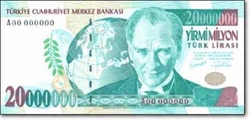 Eski Türk Lirası Resimleri Foto no 29